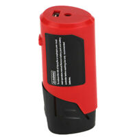 USB Adapter Battery For Milwaukee 12V 49-24-2310 48-59-1201 M12 Heated Jacket TU
