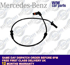 ABS WHEEL SPEED SENSOR FOR MERCEDES BENZ A-CLASS A169 B-CLASS W245 (04-ON) FRONT