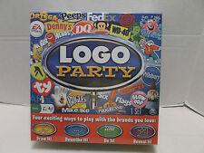 Logo Party Spin Master Game NIB!
