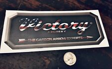 Victory Archery Co. Logo STICKER - Bow, Bow hunting, Bow Hunter