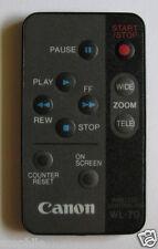Canon WL-70 Remote Control for Camcorders, Cameras