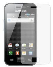 3 frontales Screenprotector Samsung S5830 Galaxy Ace teléfono