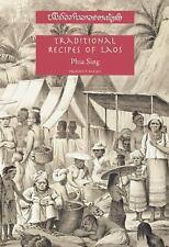 Traditional Recipes of Laos (Paperback or Softback)