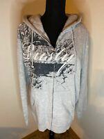 O'Neill Rusty Manifest Fleece Hooded Sweatshirt Size M NWT