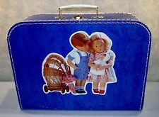 Kathe Kruse Familie Large Doll Suitcase