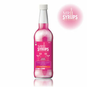 750ml Mixed Berries Flavour Drink Syrup - Flavouring for Drinks - Cocktail Syrup