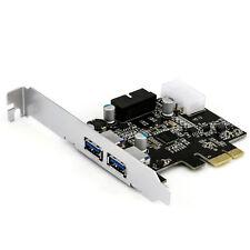 CSL USB 3.0 PCIe Controller / Schnittstellenkarte | 2x extern / 1x intern