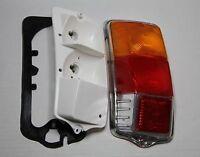 CLASSIC FIAT 500 F R L REAR LIGHT ASSEMBLY KIT LEFT SIDE TAIL LAMP BRAND NEW!