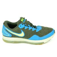 Nike Zoom All Out Low 2 Men's Size 8 Gray Blue Athletic Running Shoes