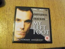 My Left Foot   dvd promo