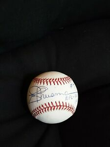 Joe Theismann Autographed National League Baseball Washington Redskins Great
