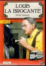 DVD Série TV-LOUIS LA BROCANTE-volume 3-2 Episodes-VICTOR LANOUX
