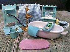 Calico Critters Bathroom Furniture & Accessories Lot