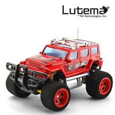 Lutema Cosmic Rocket 4CH Remote Control Truck - Red