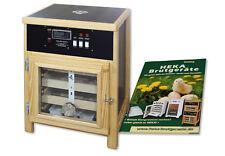 HEKA 1+ - vollautomatisches Brutgerät - Brutmaschine - Brutapparat f. 100 H.Eier