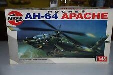 Airfix Apache A-64 1:48 helicopter model kit maqueta helicoptero modelismo aereo