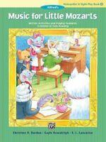 Music for Little Mozarts Notespeller & Sight-Play Book 2 : Written Activities...