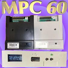 HxC Floppy Emulator With OLED Screen (Akai MPC60) + Pre-Loaded USB Drive