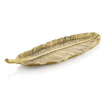 Michael Aram New Leaves Banana Leaf Large Platter