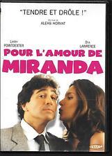 DVD ZONE 2--POUR L'AMOUR DE MIRANDA--POITDEXTER/LAWRENCE/HORVAT