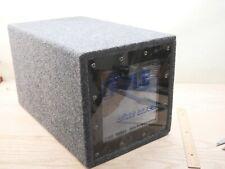Pyle PLTB8 Blue Wave Subwoofer Cube