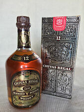 Blended Scotch Whisky CHIVAS REGAL 12 Years Old - 75cl - 43% - bottiglia anni 90