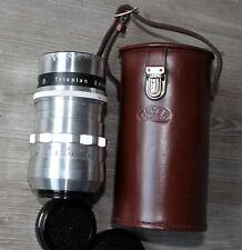 Objektiv Trioplan 2,8/100 Meyer Optik Görlitz mit M 42