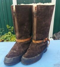 More details for ww2 raf 41 pattern flying boots