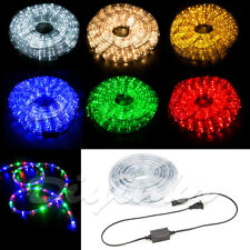 LED Rope Light PRE-ASSEMBLED 110V Lighting Christmas 10' 20' 50' 100' 150' Feet
