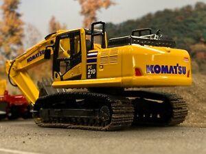 1/64 FIRST GEAR KOMATSU PC210LC-11 EXCAVATOR