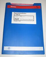 Werkstatthandbuch VW LT 4 Zylinder Diesel  Dieselmotor, Mechanik, Kühlung