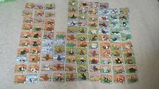 37 Different Beanie Babies Trading Cards 2nd Edition Series III 1999 Set Lot
