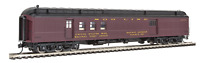 HO Scale Walthers Proto. 70 ft. HWT RPO-Baggage SOO Line 920-17407
