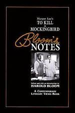 To Kill a Mockingbird (Bloom's Notes)-ExLibrary