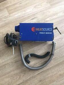 Propex Heatsource HS1800 Gas Heater Blower 12V Single Outlet Caravan Camper