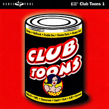 CLUB TOONS - VOLUME 1 /.VARIOUS ARTISTS - compiled by JOHN FERRIS