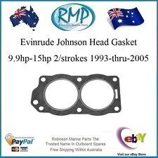 A Brand New Evinrude Johnson Head Gasket 9.9hp-15hp 1993-thru-2005 # 338222