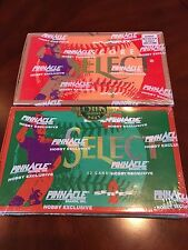 1994 SCORE SELECT BASEBALL SERIES 1 & SERIES 2 COMBO FACTORY SEALED HOBBY BOXES