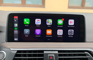 NBT EVO BMW CarPlay Activation + FullScreen + Video in Motion USB/ENET