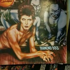 david bowie diamond dogs 1974 vinyl album