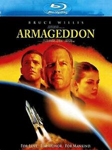 New BluRAY - ARMAGEDDON - Bruce Willis , Liv Tyler, Billy Bob   REGION FREE 0