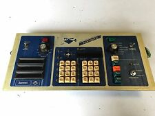 Hasbach CNC Machine Control Panel with 214 095 10A-1 and 214 098 11F Boards