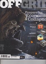 OFFGRID MAGAZINE #7 2015, PREPARE FOR ECONOMIC COLLAPSE.