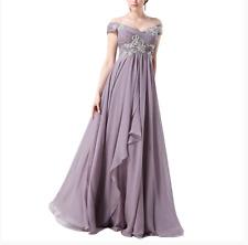 Cascade Wedding Gown Size 18 W Lilac Brand New