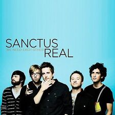 Sanctus Real - We Need Each Other (CD, Feb-2008, Sparrow Records)