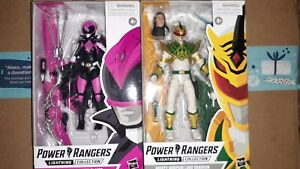 Power Rangers Lightning Collection Lot Lord Drakkon & Ranger Slayer Kimberly