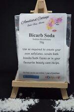 Bicarb Soda (Sodium Bicarbonate)  - 50g