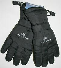 NEW SALOMON winter ski gloves Men's M Black