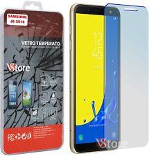 """Pellicola in Vetro Temperato Per Samsung Galaxy J6 2018 J600 Salva Schermo 5,6"""""""