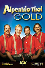 Gold - Alpentrio Tirol (2004) DVD
